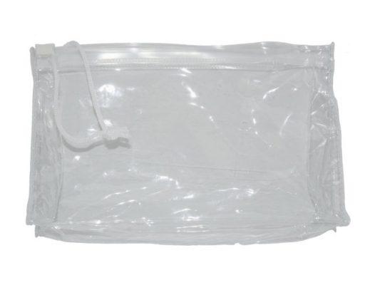 Tasche transparent ohne Einleger
